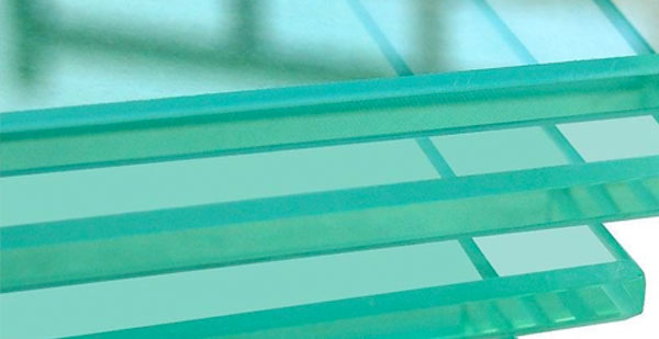 Vidrios transparentes
