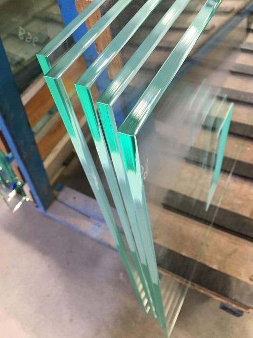 acabados del vidrio