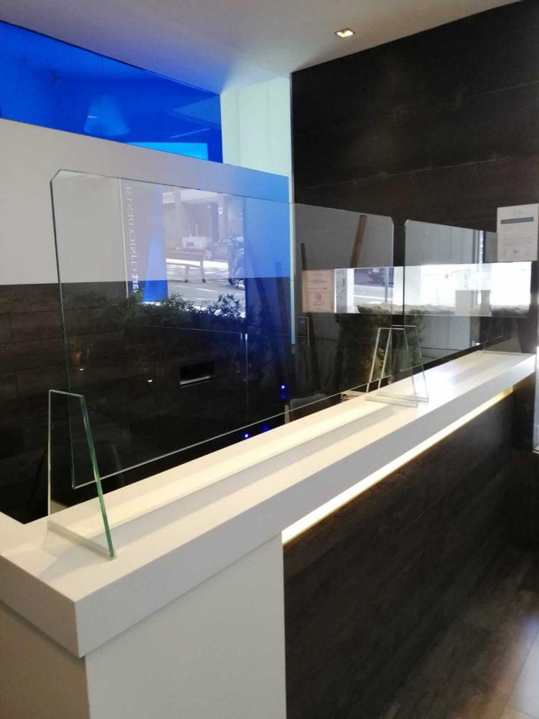 separadores de cristal de la máxima calidad